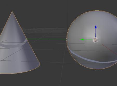 Come tagliare gli oggetti -Difficoltà media – Blender Tutorial